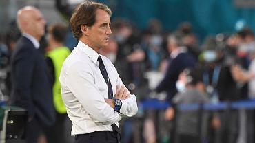 Mancini oburzony przed półfinałem Euro 2020.