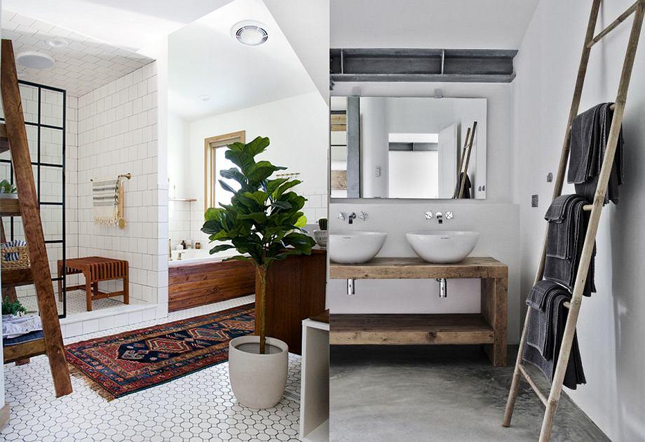Dekoracje i tekstylia w pokoju kąpielowym
