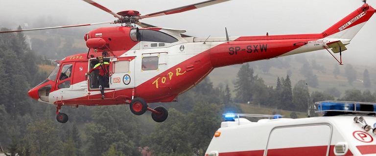 Tatry. Burza zabiła 4 osoby. Jest śledztwo prokuratury