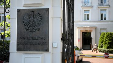 Ministerstwo Sprawiedliwości, Warszawa, al. Ujazdowskie 11