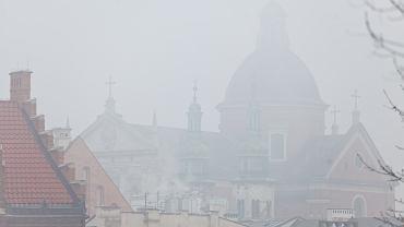 Smog - zdjęcie ilustracyjne
