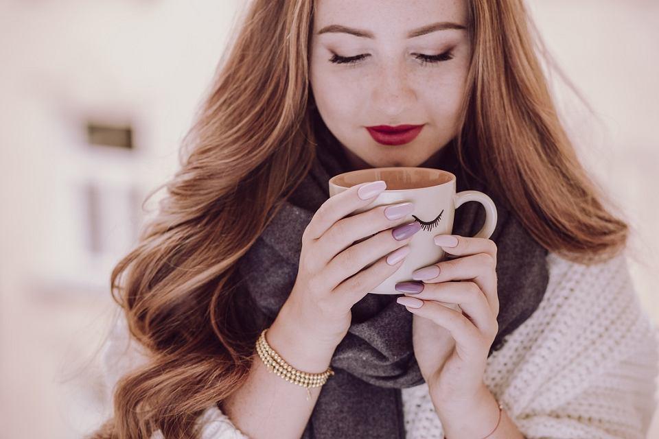 Kolekcję hi choco&latte promuje littlemooonster96