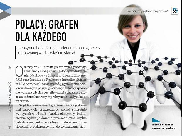 Next.gazeta.pl na iPadzie