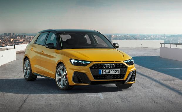 Kandydat w plebiscycie The Best of Moto.pl - Audi A1