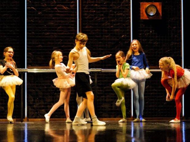 Musical 'Billy Elliot' na gościnnych występach w Teatrze Polskim w Warszawie