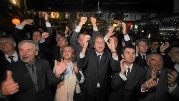 Tak działacze Platformy Obywatelskiej cieszyli się ze zwycięstwa w ostatnich wyborach. Wygląda na to, że dla niektórych rządy to przede wszystkim okazja do objęcia wygodnego stanowiska z politycznego klucza