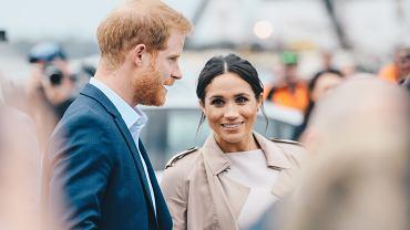 Meghan nie rozumie nawyku księcia Harry'ego