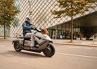 Nowy elektryk BMW. CE 04 ma nudną nazwę i tylko dwa koła