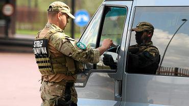 Straż graniczna / zdjęcie ilustracyjne