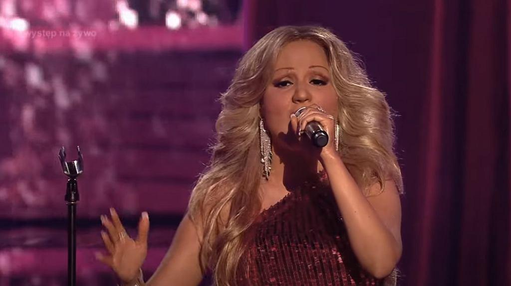 Gosia Andrzejewicz jako Mariah Carey - Twoja Twarz Brzmi Znajomo