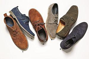 Buty zamszowe na jesień: najciekawsze modele