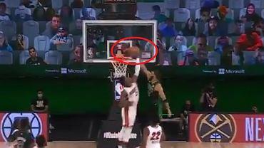 Wielkie emocje w decydujących meczach NBA. Kapitalny blok Bama Adebayo