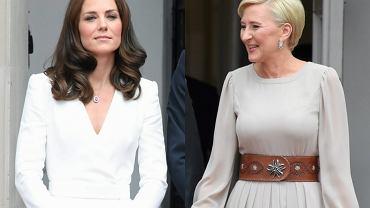 Księżna Kate, Agata Duda