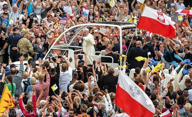 Zdjęcie numer 0 w galerii - Papież Franciszek w Częstochowie. Minęło pięć lat od jego wizyty [ZDJĘCIA]