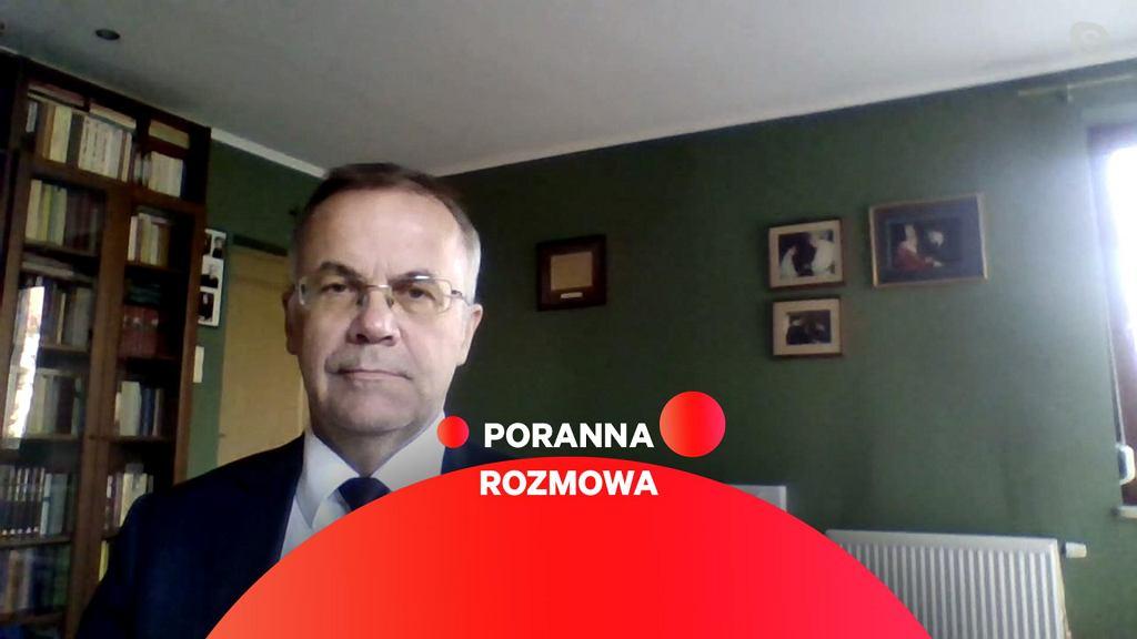 Jarosław Sellin gościem Porannej rozmowy Gazeta.pl