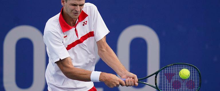Hurkacz wyglądał jak cień człowieka. Polski tenisista zdradził, co mu było