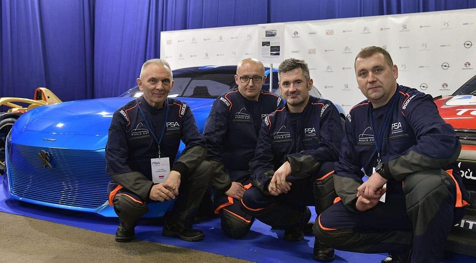 Najlepsza ekipa techniczna w światowej sieci PSA jest z Polski.