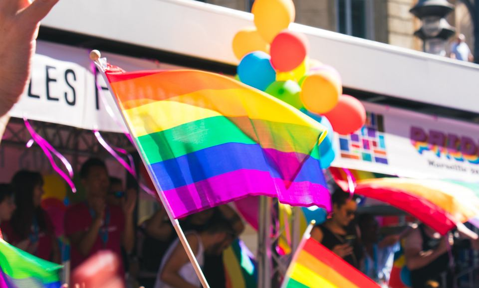 Flaga LGBT (zdjęcie ilustracyjne)