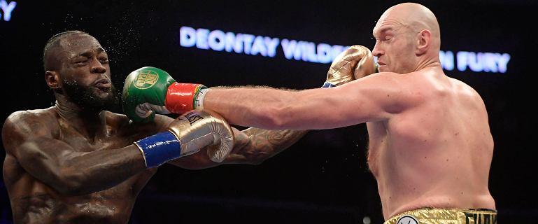Tyson Fury ostrzega Wildera! ''Milion sędziów ci nie pomoże''