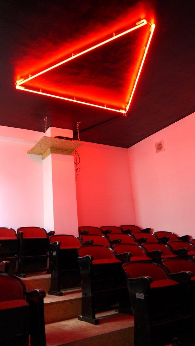 Najmniejsze kino w Warszawie