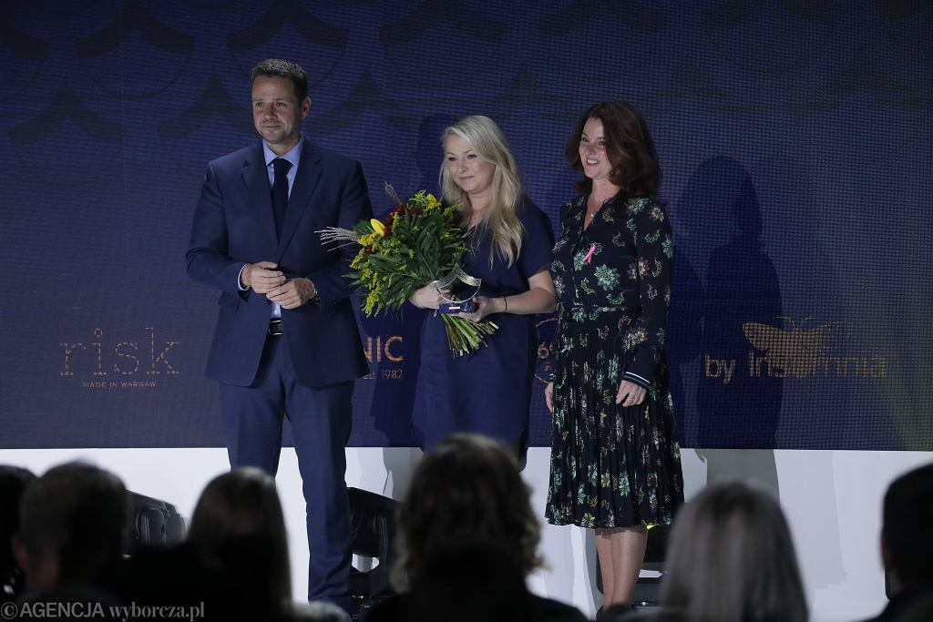 Gala plebiscytu Warszawianka Roku 2019
