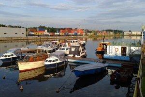 Marina w Gliwicach i rejsy na Śląsku