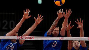 Rosyjscy siatkarze rozbijają rywali w ostatnim meczu! W grupie B wszystko jasne