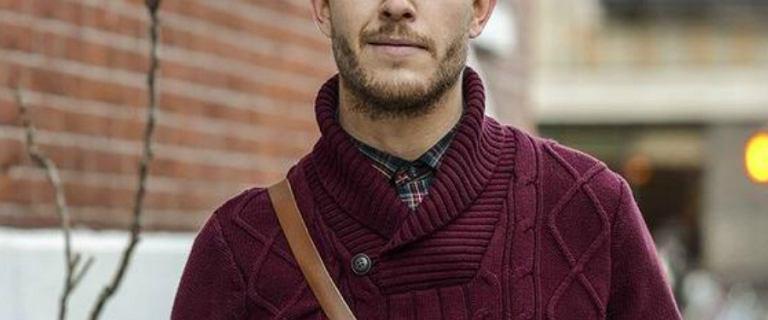 Najmodniejsze swetry męskie na zimę: ciepłe, stylowe i na każdą okazję!