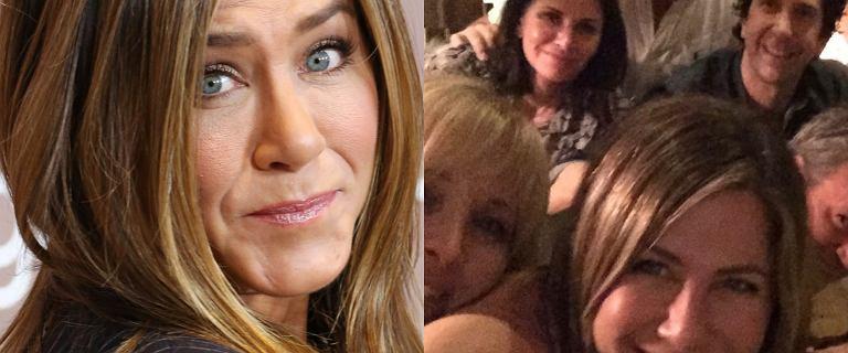 Pierwsze zdjęcie Aniston na Insta robi furorę. Skomentował je nawet jej były mąż