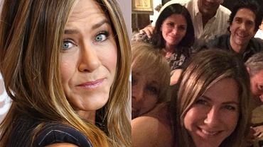 Jennifer Aniston i ekipa 'Przyjaciół'