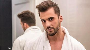 Kobiety wzdychają na jego widok, ale Jakub Kucner nie zawsze tak wyglądał