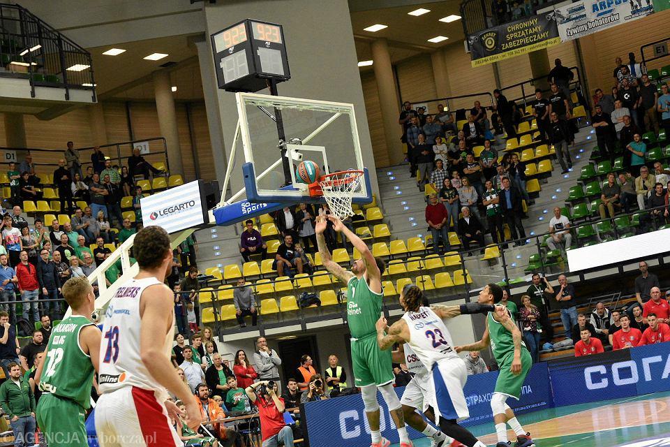 Zdjęcie numer 72 w galerii - Bez niespodzianek, CSKA dała Stelmetowi lekcję koszykówki [ZDJĘCIA]