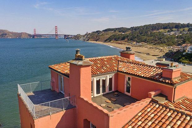 Widok na cieśninę Golden Gate