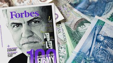 Ranking największych polskich firm prywatnych wg 'Forbes'
