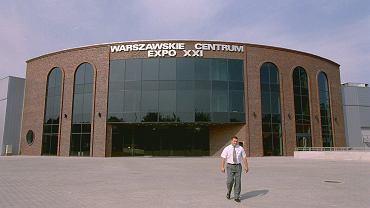 Pierwszy szpital polowy w Warszawie na Stadionie Narodowym. WP: Drugi będzie w hali Expo przy ul. Prądzyńskiego