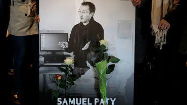 France Teacher Samuel Paty