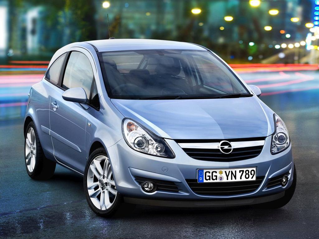 Opel Corsa D Easytronic
