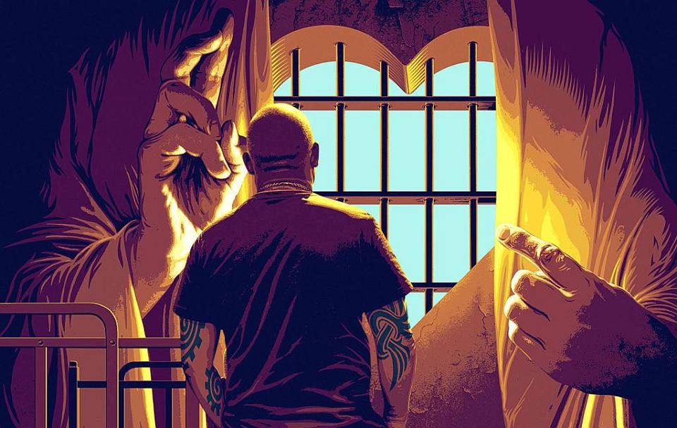 'Dostałem cztery lata. Bardzo szybko wsiąkłem w środowisko więzienne, po wyjściu natychmiast wracałem do picia. Kolejna bójka i trzecia odsiadka'