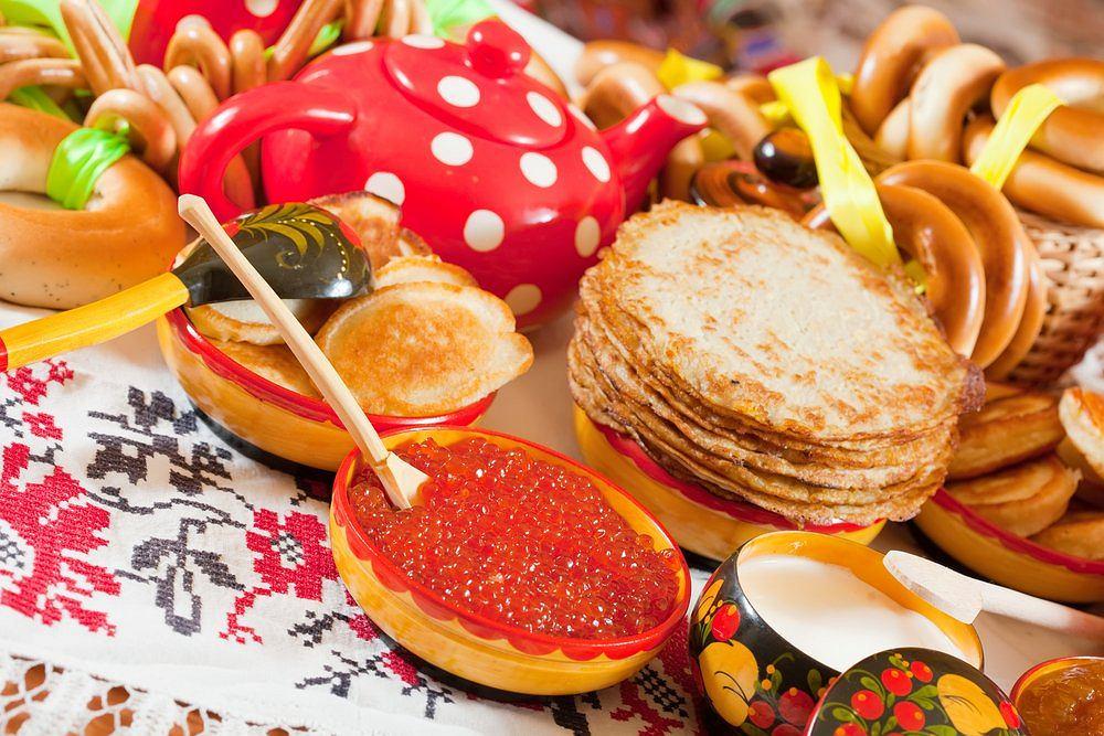 Z Gara I Samowara Sekrety Kuchni Rosyjskiej