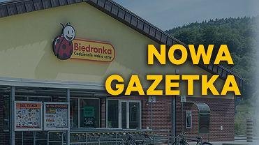 Biedronka - nowa gazetka