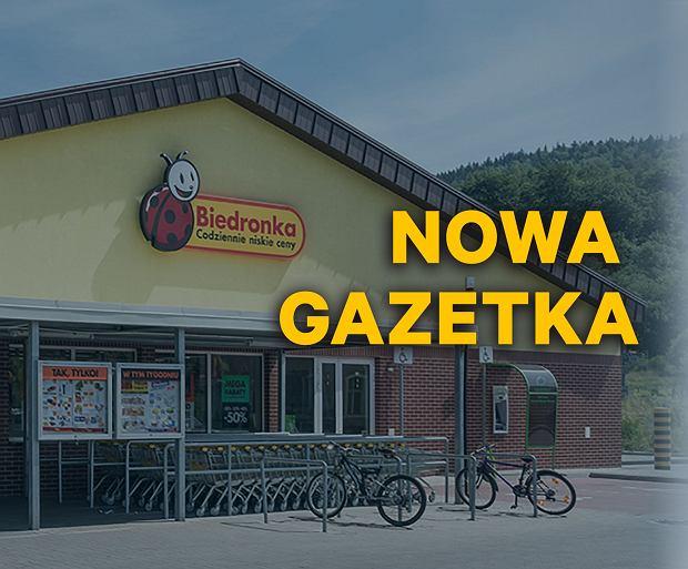Gazetka Biedronka ważna od 23 września 2019 roku - czas na polskie jabłka z tegorocznych zbiorów