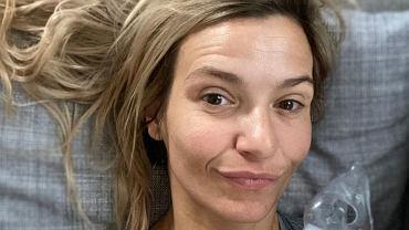 Córka Joanny Koroniewskiej rozchorowała się po pierwszym dniu w przedszkolu.