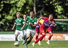 """Warta Poznań - Pogoń Szczecin 0:3. Ładne bramki rywali w sparingu z """"Zielonymi"""" [WIDEO]"""