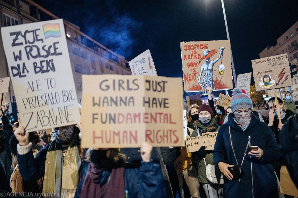 Strajk Kobiet 2020.