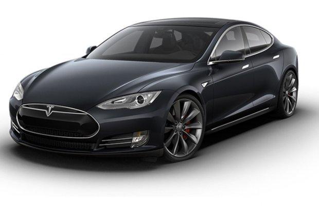 Tesla S85