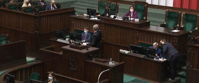 """Grzegorz Braun wykluczony z obrad Sejmu. """"Groźba karalna"""""""