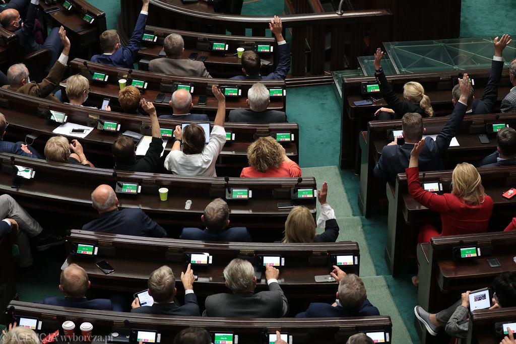 Posiedzenie Sejmu 16 września 2021 r.