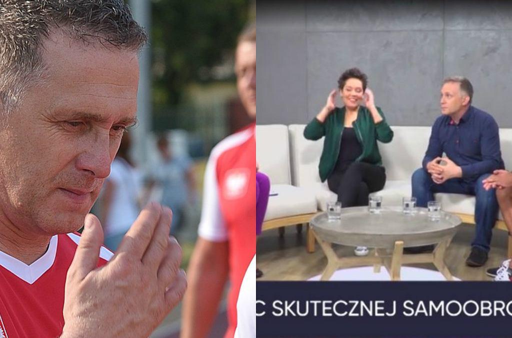 Robert Moskwa, Karolina Wierzbińska