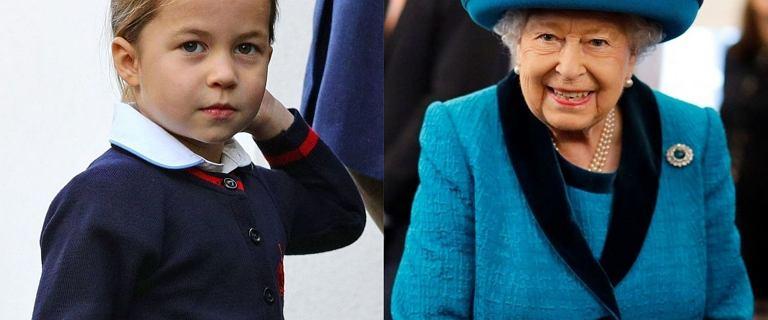 Księżniczka Charlotte ma takie samo hobby jak królowa Elżbieta II