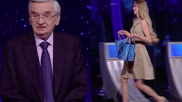 """""""Jeden z dziesięciu"""". Tadeusz Sznuk zdradza, co znajduje się w kuferkach dla finalistów. """"Ponieważ państwo pytają..."""""""